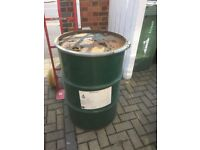 Large steel Drum / Barrel