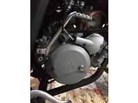 Ajs jsm 50 50 cc super moto / motard