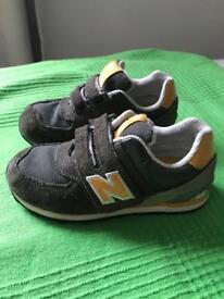 New balance trainers 8.5