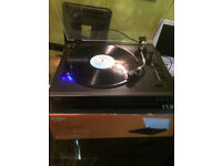 brand new bush record player 3 speeds