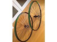 "27.5"" (650B) Syncros Mountain Bike Wheels"