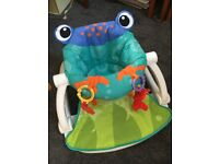 Fisher-Price Sit-Me-Up Floor Seat for babies
