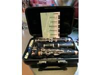 Yamaha 250 Bb Clarinet