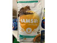 IAMS Light in Fat with Chicken for 1+ Cats