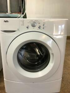 Inglis Front Load White Washer, Free 30 Day Warranty, Save The Tax Event
