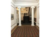 Office to let - 303 sq ft, 1st floor, Woodside Place, G3. Available now!
