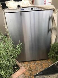Liebherr 60cm Undercounter Freezer - STAINLESS STEEL