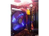 Ram, Cpu, cooler,motherboard