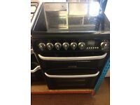 CANNON ELECTRIC COOKER 60cm WIDE DOUBLE OVEN WITH GRILL FREE DELIVERY AND WARRANTY