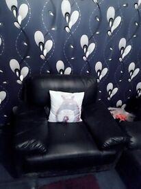2 x sofa armchair for sale