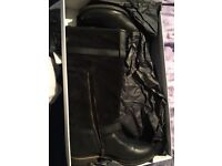 BNIB knee length boots
