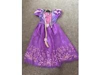 Rupenzel dress age 5-6