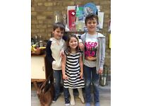Family of 5 in Chiswick looking for an au pair from July, must drive