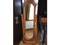 Broyhill Antique mirror