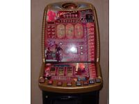 Indiana Jones & the Quest for the Holy Grail. £70 Jackpot machine. Good working order