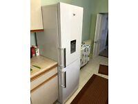 Beko CFP1675DW 303 Litre Freestanding Fridge Freezer 60/40 Split Frost Free 60cm Wide - White