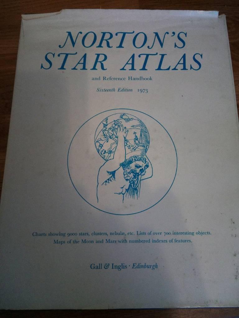 Resultado de imagen para Atlas of the Norton Star