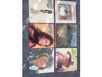 Vinyls selection of