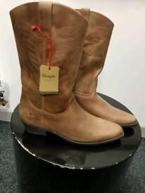 Wrangler Cowboy Boots