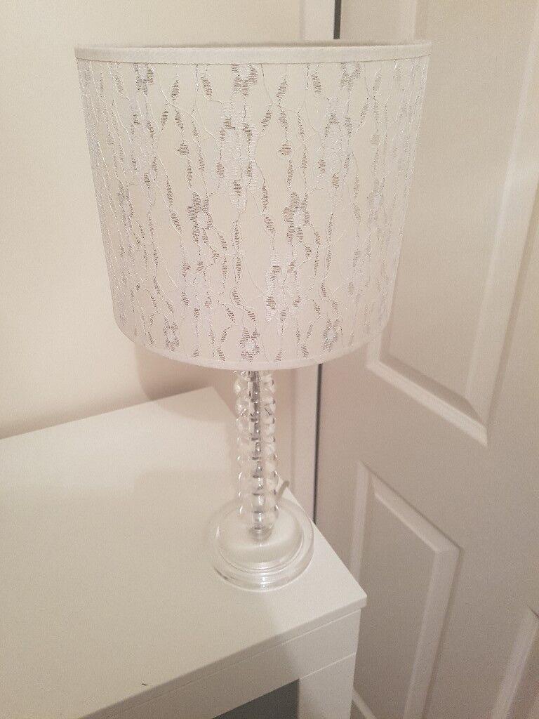 Detailed lamp