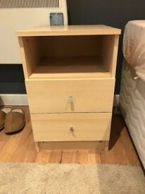 Two bedside table for sale in Syston Leicester , £8 each