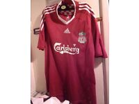 Liverpool Carlsberg FC Shirt