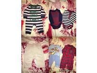 Boys clothes.
