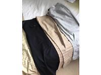 3 pairs ladies trousers