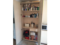8ft Tall office cupboard