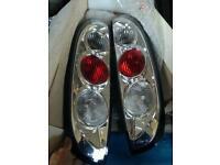 Vauhall corsa C rear lights