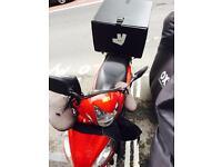 Honda vision 110c