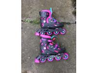 Tinkerbell Rollerblades