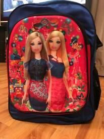 Kids character school bag bagpack 3d effect