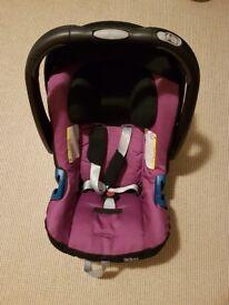 Baby Car Seat Britax Römer BABY-SAFE PLUS SHR II Group 0+