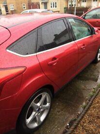 Ford Focus titanium 2011 Petrol