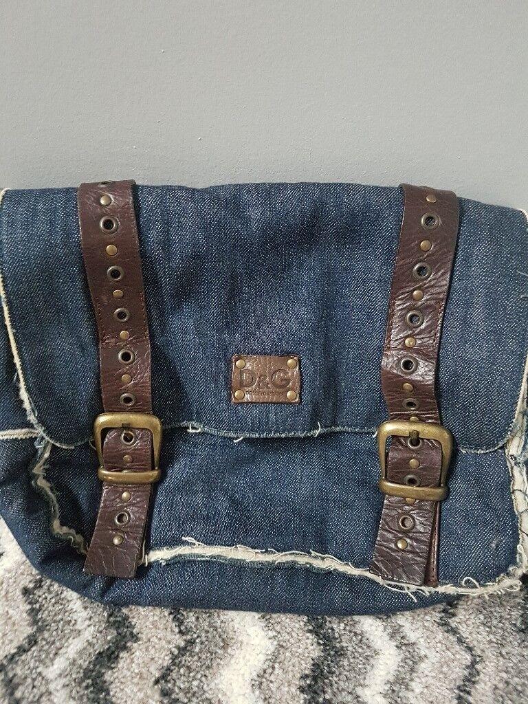 Genuine D&G handbag designer bag