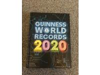 Guinness world records 2020 new