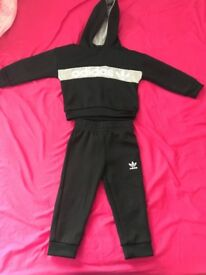 Boys 18-24 months track suits