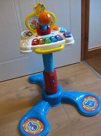 VTech Baby Sit to Stand Music Centre - PERFECT CONDITION - NOW REDUCED AGAIN!! BARGAIN PRICE