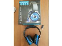 ps4 afterglow wireless headset
