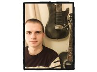 Guitar Tuition with Composition - tailored to your needs