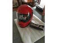 Biltwell lane splitter helmet-brand new- Size M