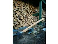Wanted - Trees, logs and wood rounds