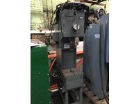 Mills 12.5 ton C frame Hydraulic press