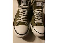 MENS CONVERSE ALL STAR CANVAS SHOES 9