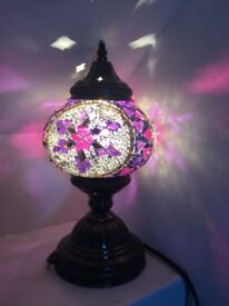 Turkish lamp, beautiful!