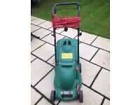 Lawnmower Suffolk Punch E34 Rotary mower with collection box