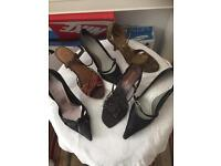 5. Pairs of shoes size 5. £40.