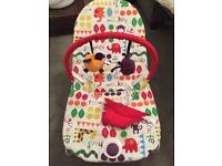 Baby bouncer seat