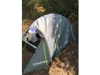 2 person double skin Campari tent